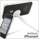 Dudukan Ponsel Mobile Tail (Putih)