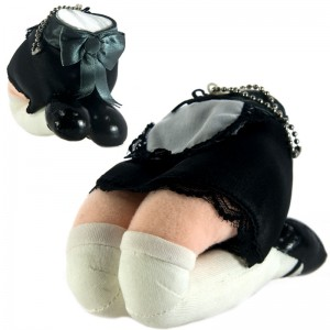 Japanese Maid Lap (Black)