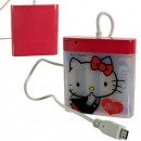 Sanrio Hello Kitty microUSB Battery Charger (White)