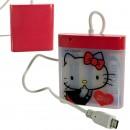 Sanrio Hello Kitty microUSB Battery Charger (White)