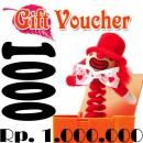 Voucher Hadiah 1000