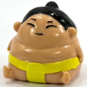 Sumo Pitamin Ball - Yellow [Mainan]