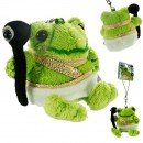 Hequet, Frog Goddess Plush Phone Strap