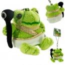 Hequet, Frog Goddess Plush Phone Strap