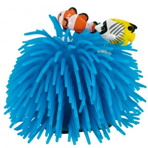 Sea Anemone Healing Toys - Blue [Mainan]