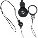 Hand Linker Putto Mobile Neck Strap (Black)