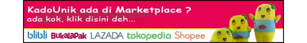 KadoUnik ada di Marketplace