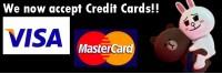 Hore, saat ini KadoUnik terima pembayaran via Kartu Kredit