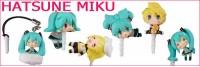 Penutup Lubang Earphone Vocaloid Hatsune Miku