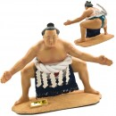 Patung Pegulat Sumo - Hakuho Sho