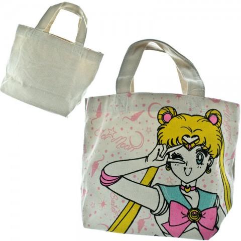 Sailor Moon Cotton Mini Tote Bag - Sailor Moon [Tas Tote]