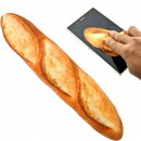 Microfiber Realistic Printed Bread Type Cleaner (French Bread)