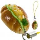 Gantungan HP Replika Makanan Jepang - Telur Sandwich