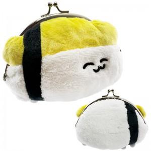 Dompet Koin Boneka Oshushidayo - Sushi Tamago