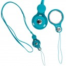 Hand Linker Putto Mobile Neck Strap (Sky Blue)