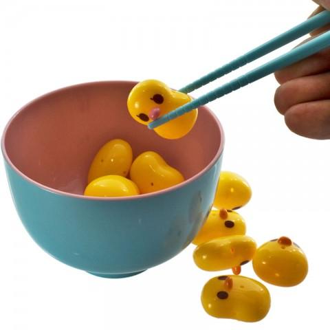 Alat Belajar Pakai Sumpit bagi Pemula [Chopstick]