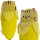 Tempat Pensil Bananya Tora - Kucing Coklat Tabby