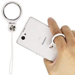 Hand Linker Putto Bearing Strap (White)