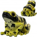 Tempat Paper Clip Katak Magnet - Yellow Banded Poison Dart Frog