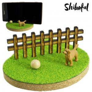 Shibaful Dudukan HP Multifungsi Binatang - Anjing