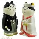 Pajangan Pernikahan gaya Jepang DECOLE Concombre - Kucing