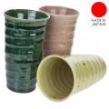 Mug Keramik Warna-warni 3 Pcs