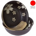 Mangkok Keramik ECO Bunga Sakura
