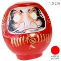 Patung Boneka Daruma dari Takasaki Gunma - Merah 11 cm